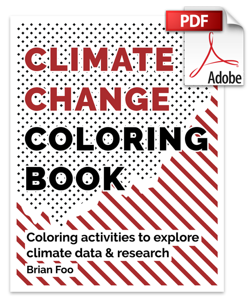 Climate Change Coloring Book PDF